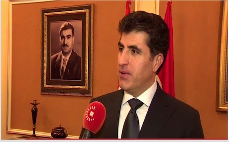 Prime Minister Nechirvan Barzani.