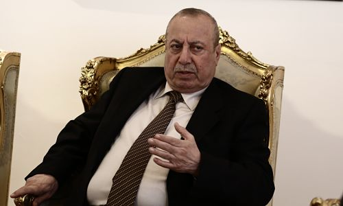 Iraq's Deputy Prime Minister Dr. Roj Nuri Shaways. Photo: Rudaw