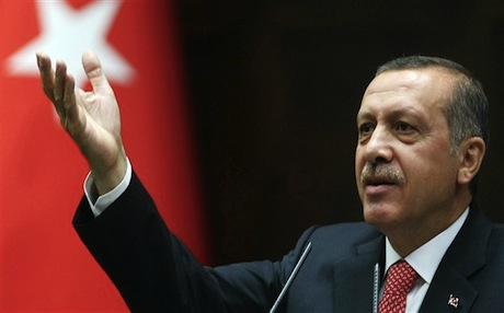 Turkish Prime Minister Recep Tayyip Erdogan. Photo: AFP