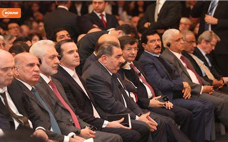 The second edition of the Sulaimani Forum. Photo: Rudaw