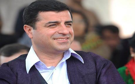 Demirtas' candidacy is seen as a hope for the peaceful resolution of Turkey's Kurdish question. Photo courtesy of Selahettin Demirtas