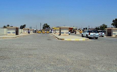 Kerkük- Bağdat Karayolu trafiğe açıldı